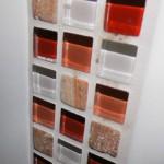 Fliesenverlegung mit Mosaiksteinen in Kiel